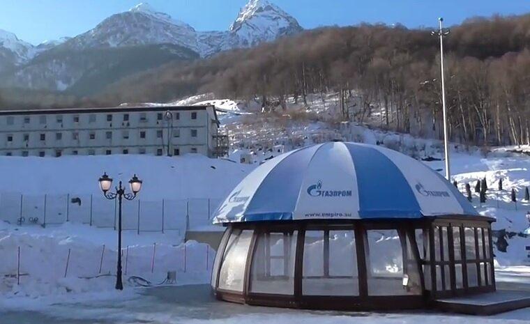 Курорт Роза Хутор - отличное место для активного отдыха