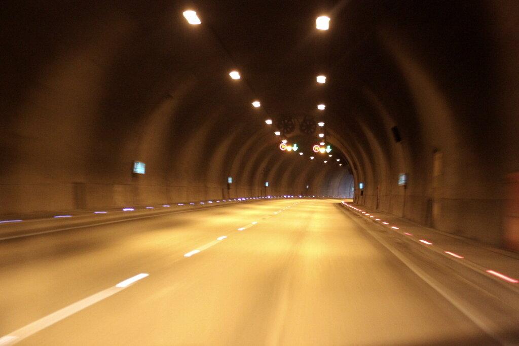 Тоннель Бельдиби