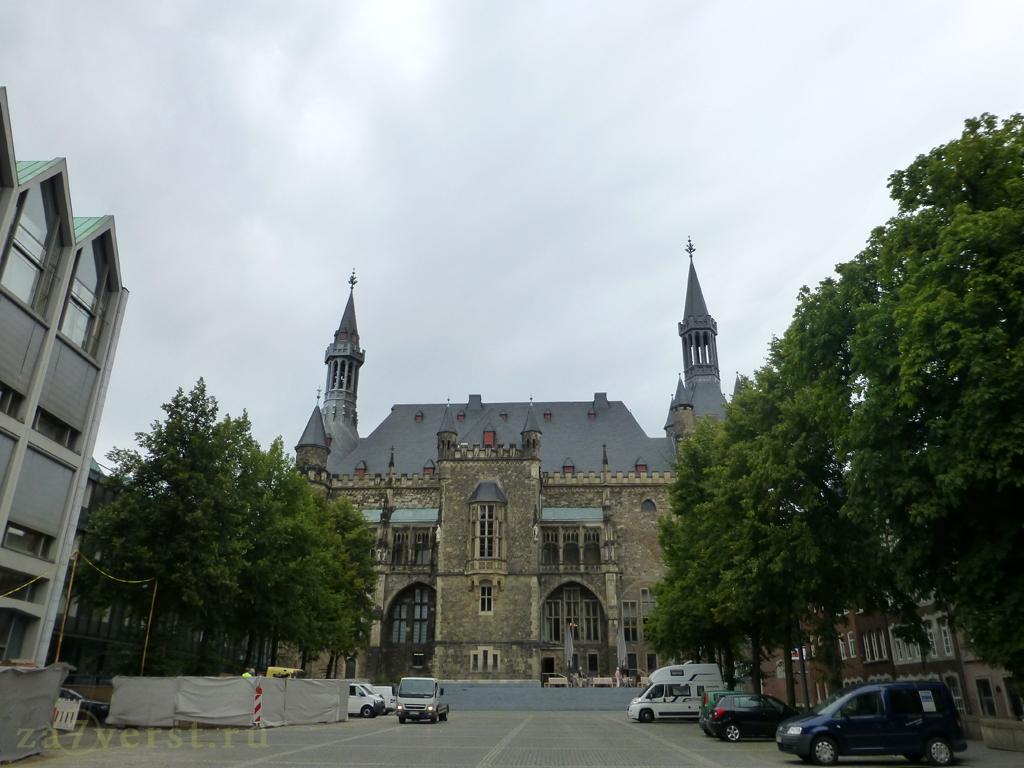 Ратуша, Ахен, Германия