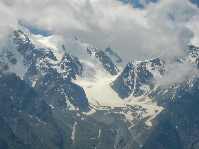 Ледник Сонгути
