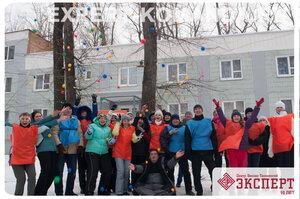 2014-02-08 Зимний тимбилдинг в Саратове