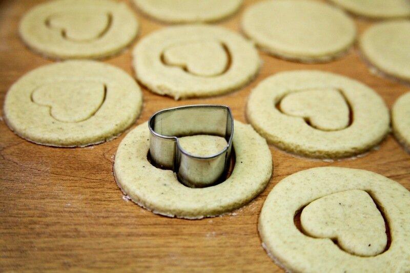 печенье с формами рецепт с фото