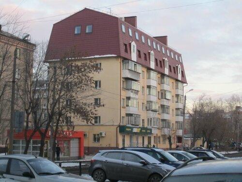 Улица Агалакова, Челябинск