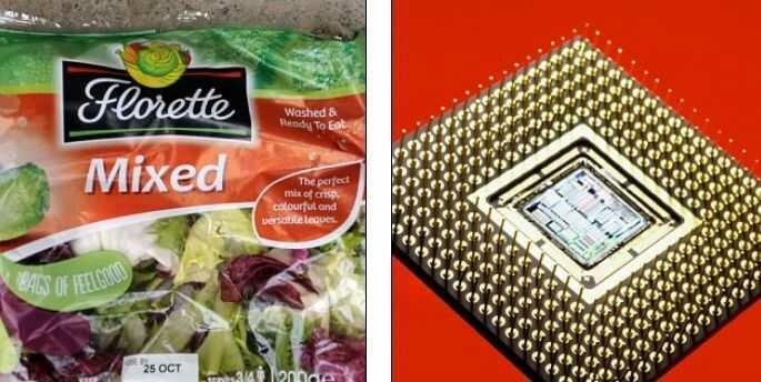 Ученые создали чип, предупреждающий об истечении срока годности продуктов