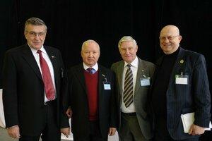 Съезд ФНПР, 2010г.