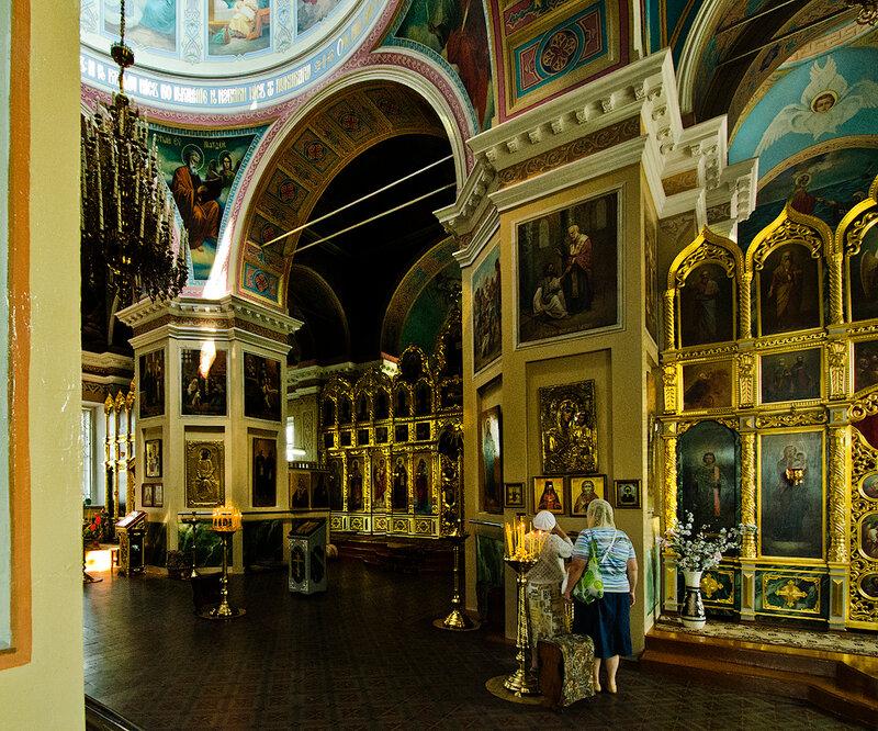 Никольский кафедральный собор в Чистополе