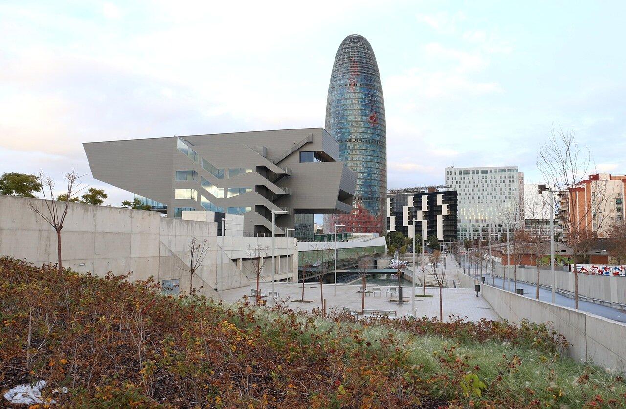 Музей дизайна Барселоны (Museu del Disseny de Barcelona, Barcelona DHUB)