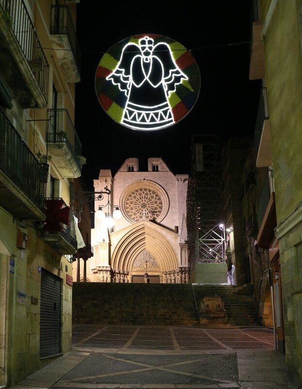 Таррагона. Старый город.