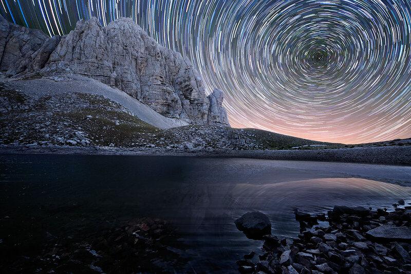 Потрясающие моменты в Солнечной системе от итальянского фотографа Maurizio Pignotti
