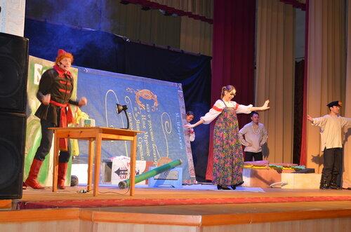 Елка мэра в Барабинске