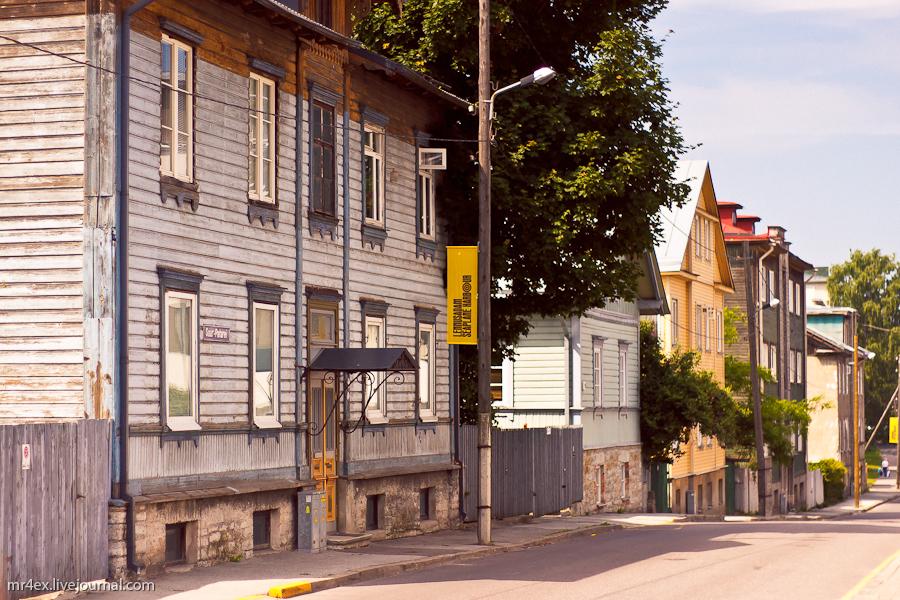 Эстония, Таллин, жилая застройка
