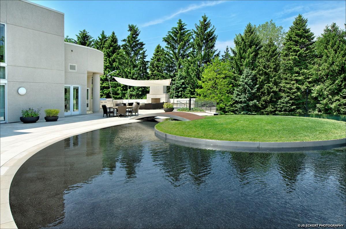 особняки знаменитостей, особняк Legend Point, дом Майкла Джордана, лучшие дома в мире, элитная недвижимость, купить элитный особняк, купить дом в Иллинойсе