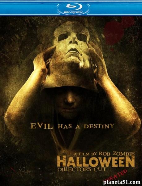 Хэллоуин 2007 / Halloween [Unrated Director's Cut] (2007/HDRip)