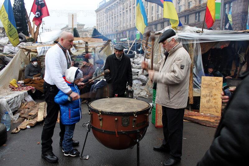 Казацкий барабан