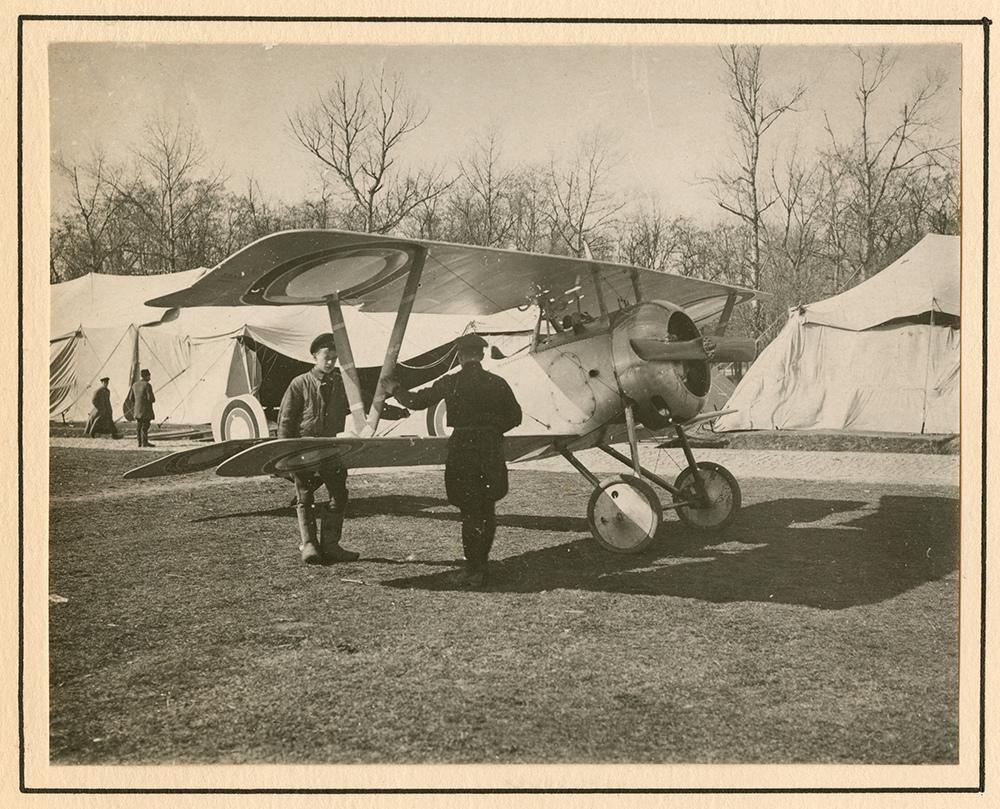 Nieuport-17 captured by the Germans near Kiev.jpg