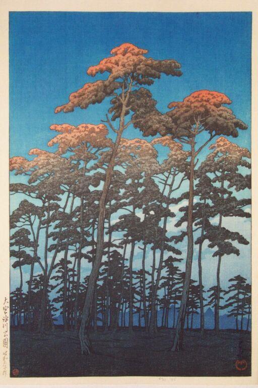 Hasui KAWASE (1883-1957)