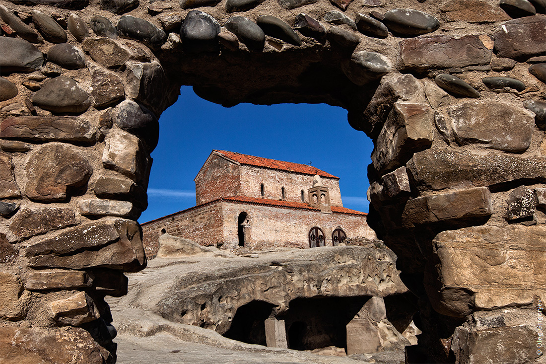 Каменный город Уплисцихе