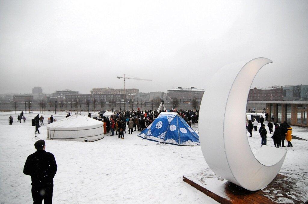 Этнический фестиваль северных и кочевых народов под Старый Новый год