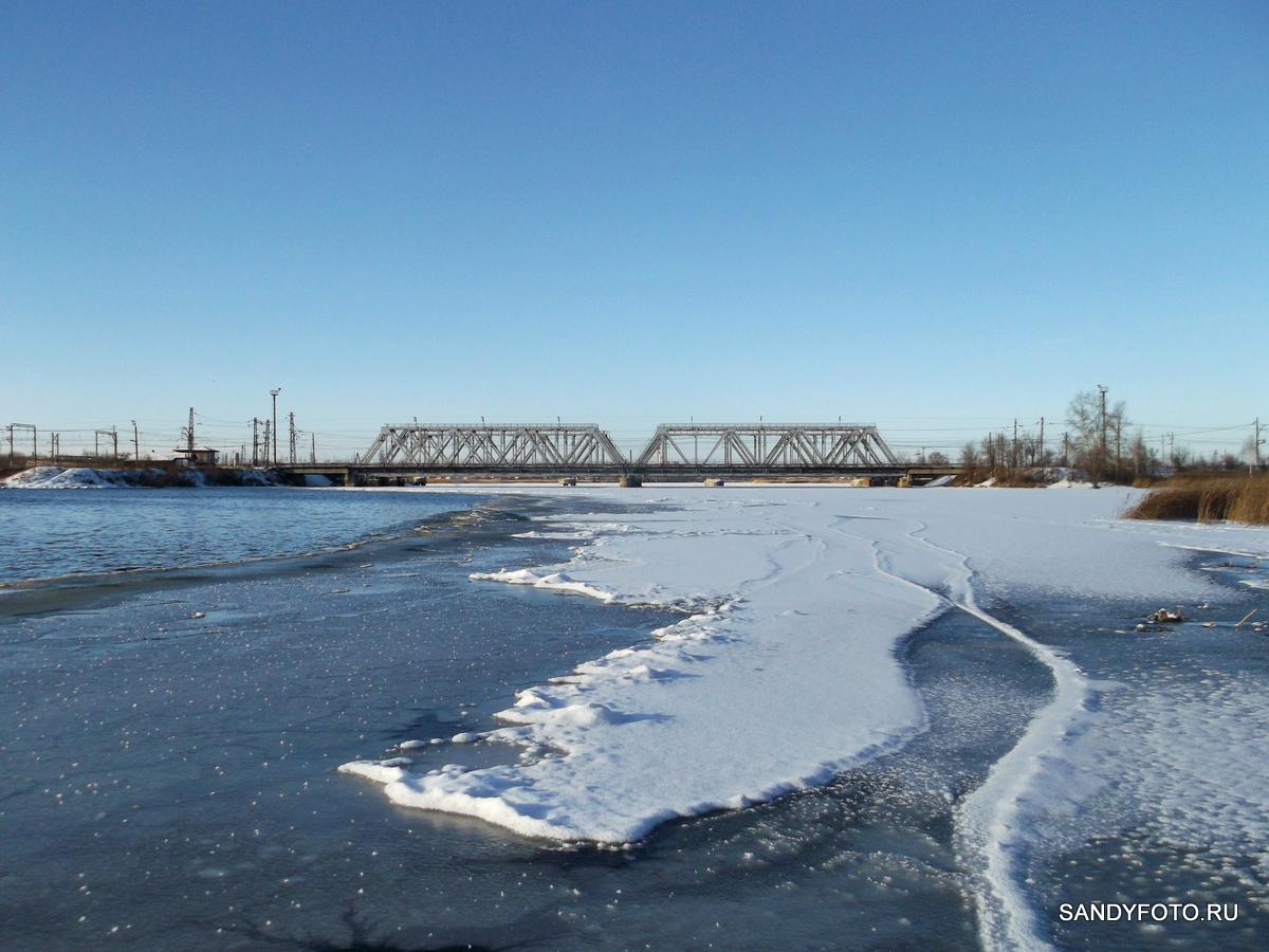 Там, где заканчивается лёд