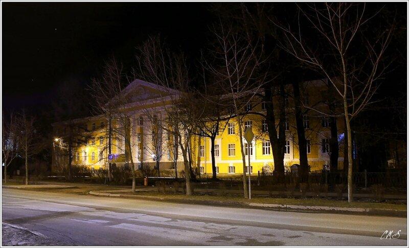 Волховский алюминиевый техникум (колледж)