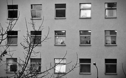 Если в окна заглянуть...
