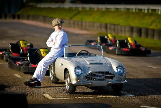 Порадуй своего сына, купи ему Aston Martin за 27 000 баксов