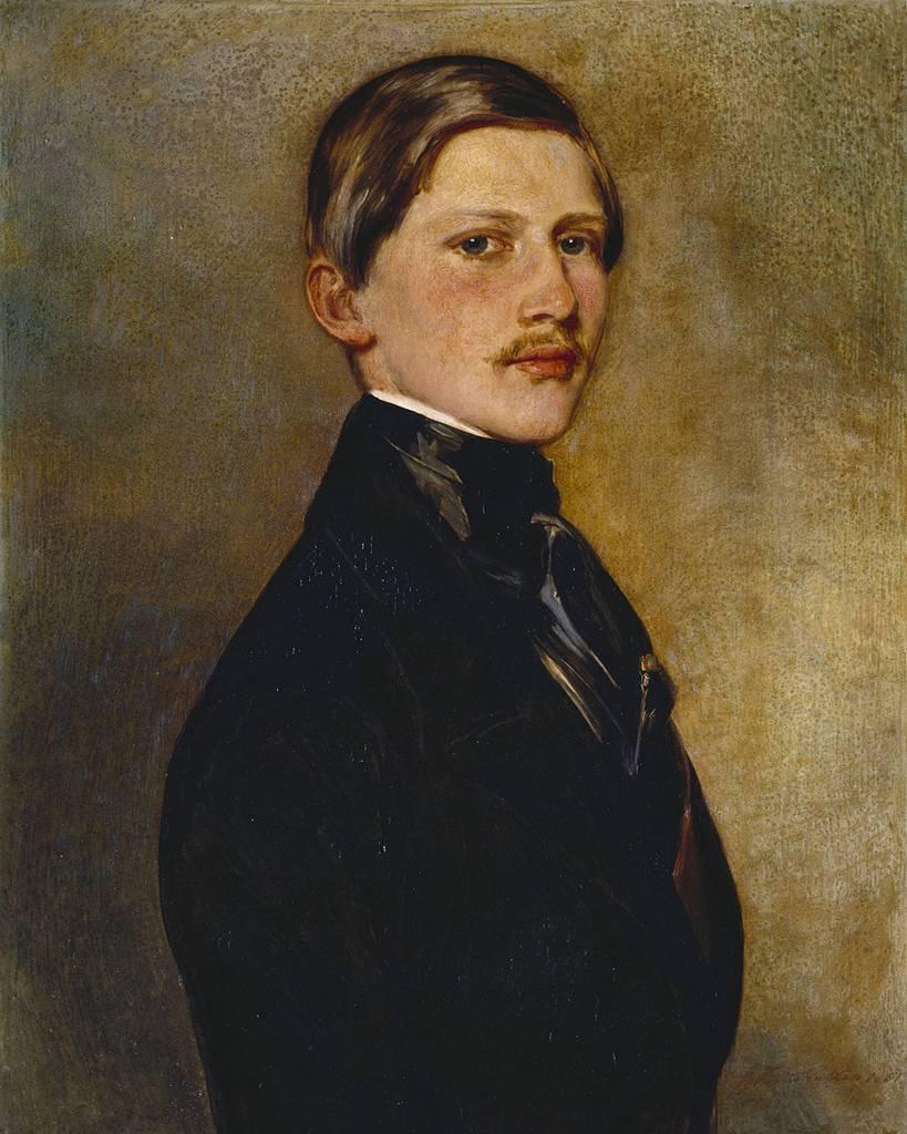Винтерхальтер (1805-73)Принц Фридрих-Вильгельм Прусский (1831-88)