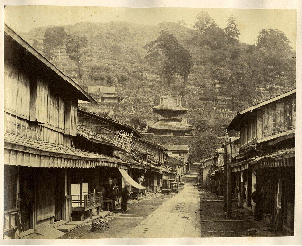 Нагасаки. Храм