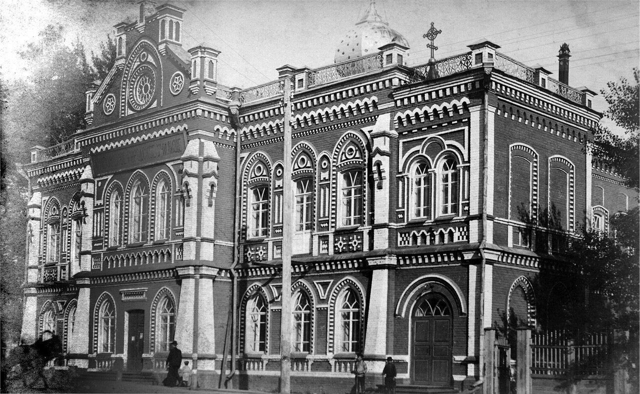 Пушкинское городское училище