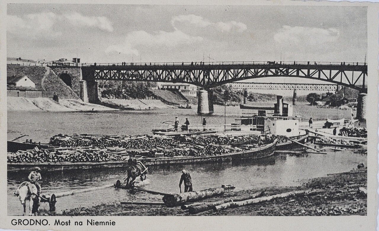 Мост через Неман