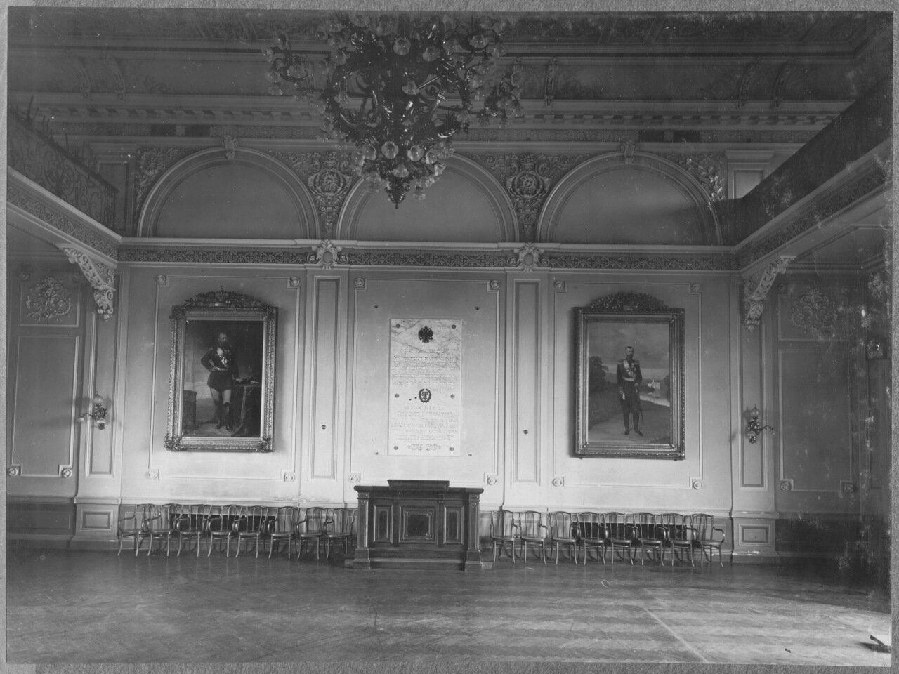 36. Торжественный зал нового корпуса