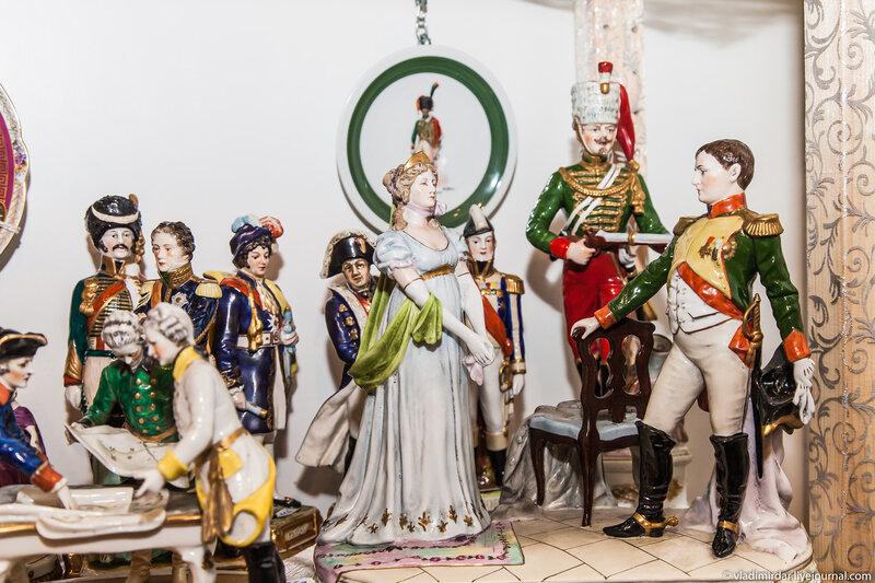 Наполеон Бонапарт и его окружение