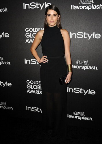 The Hollywood Foreign Press Association (HFPA) And InStyle 2014 Miss Golden Globe Announcement