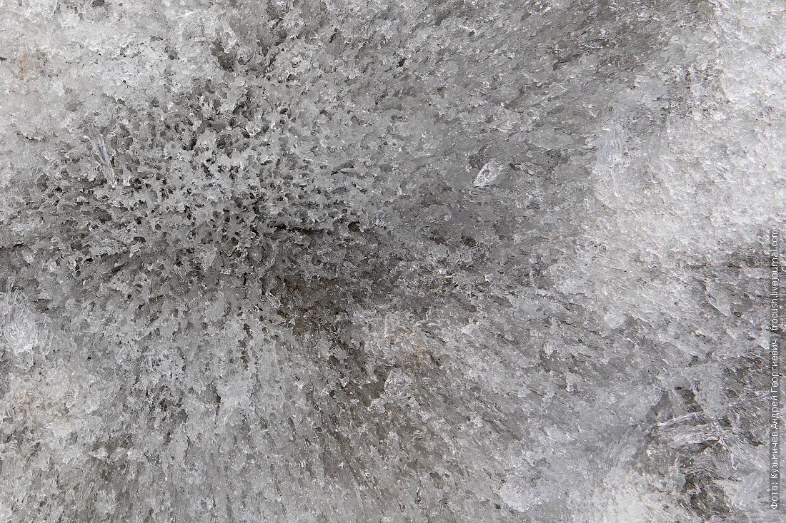 Ледяные иголки