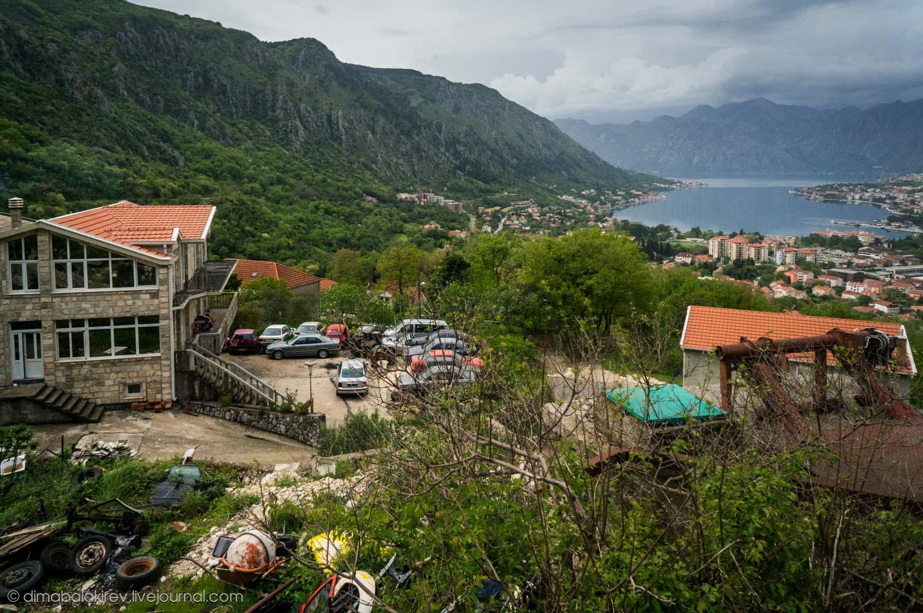 Плохая Черногория