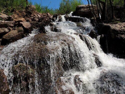 Красота падающей воды
