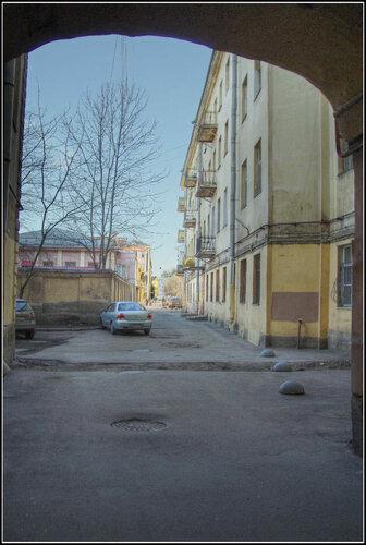 Санкт-Петербург. Март 2014.