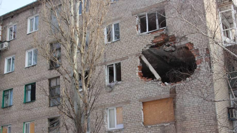 Полиция: силовики выявили нарушения в тендере на ремонт поврежденных домов в Авдеевке