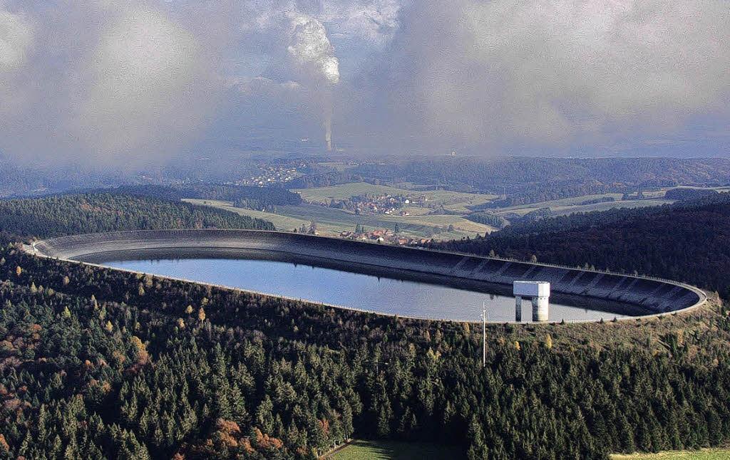 Гидроаккумулирующая электростанция энергия