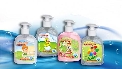 Какое мыло выбрать для ребенка?