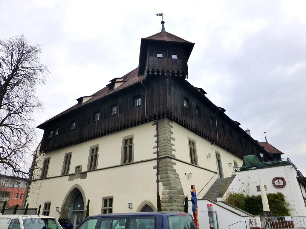 Здание Конциль, Констанц, Германия