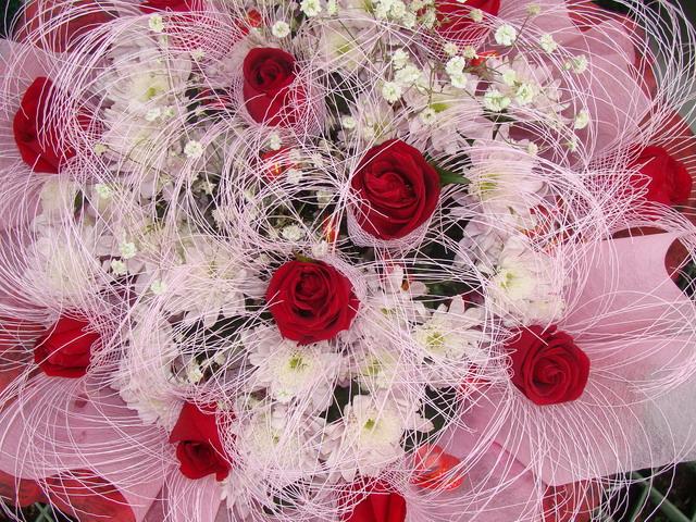 Букет троянд красивий листівка фото привітання малюнок картинка