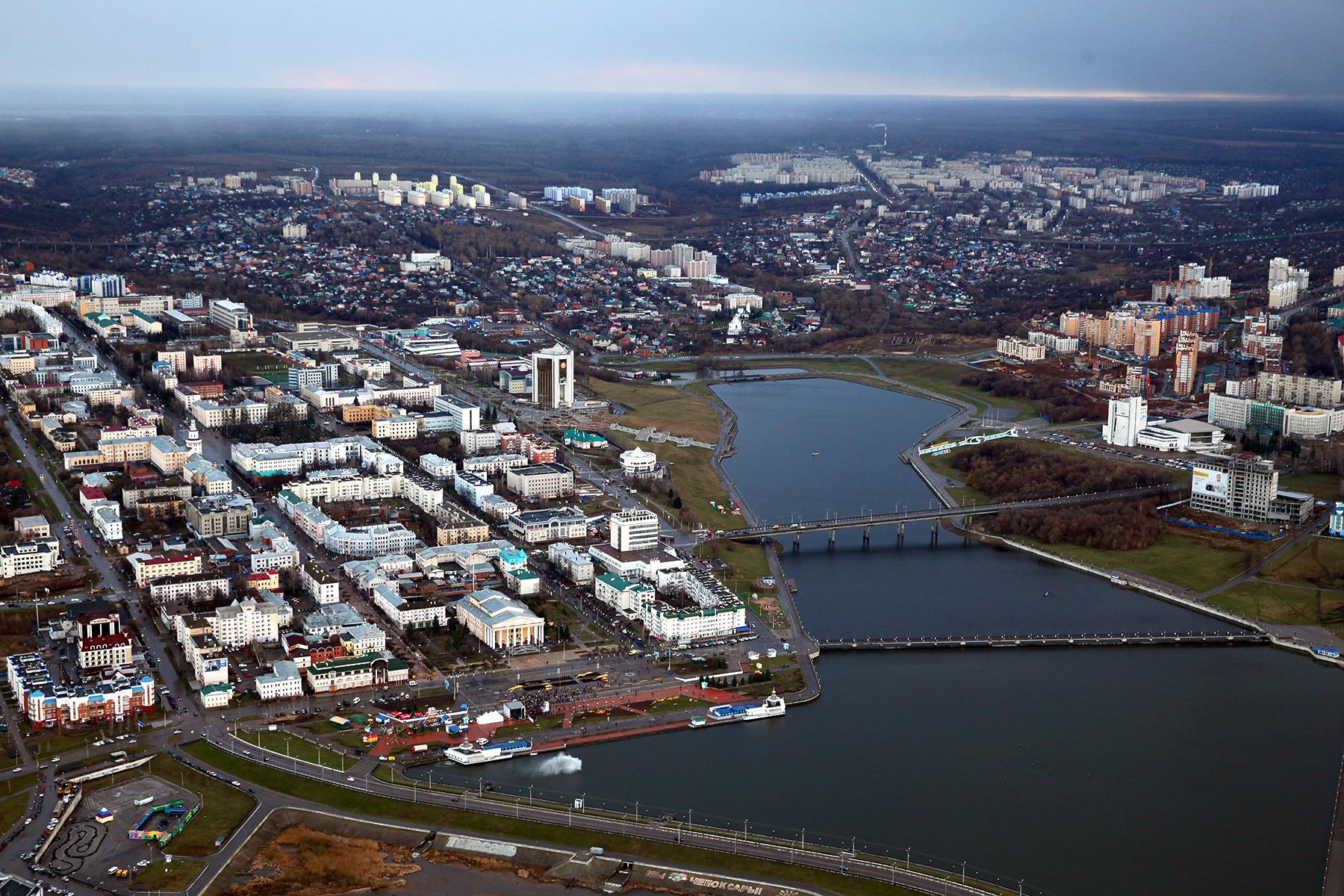 Город чебоксары в картинках