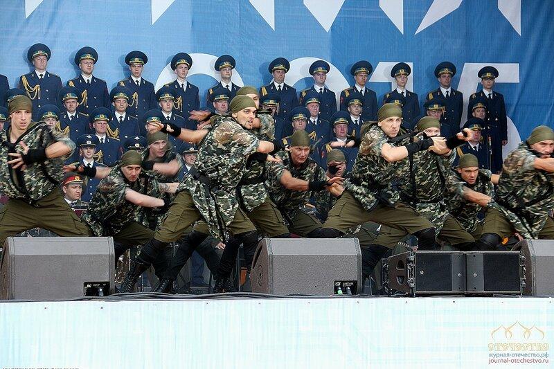 Армия 2015 открыт конгрессно-выставочный центр Патриот