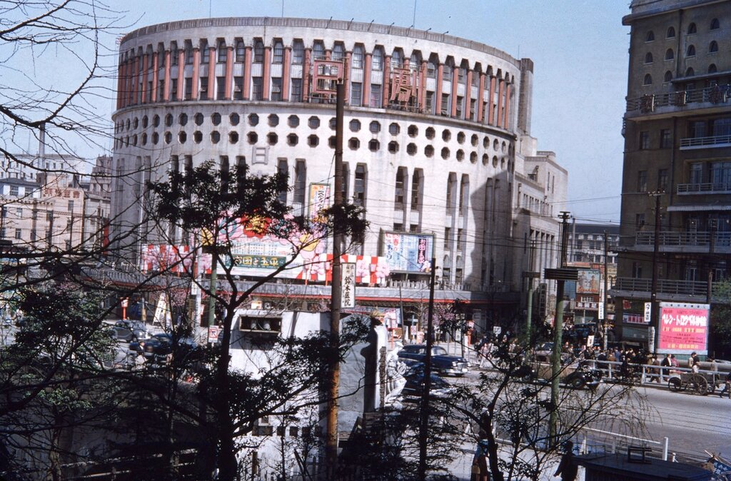 Nichigeki Nippon Theater, Tokyo 1949-51