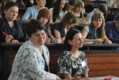 Тотальный диктант в Куйбышеве,