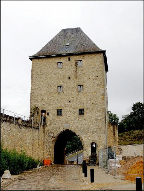 Luxembourg 8806 Rham Plateau