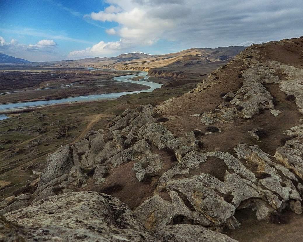 Река Кура (Мтквари)