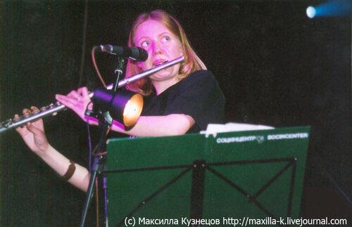 Наталья Филатова (флейта)