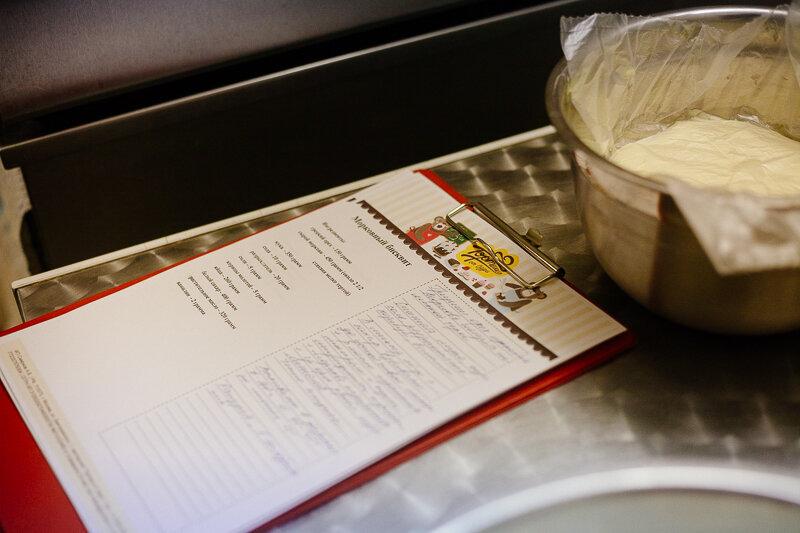 мастер-класс по выпечке